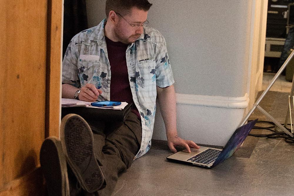 Writer Nick