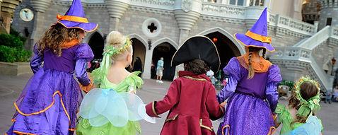Halloween Disney style