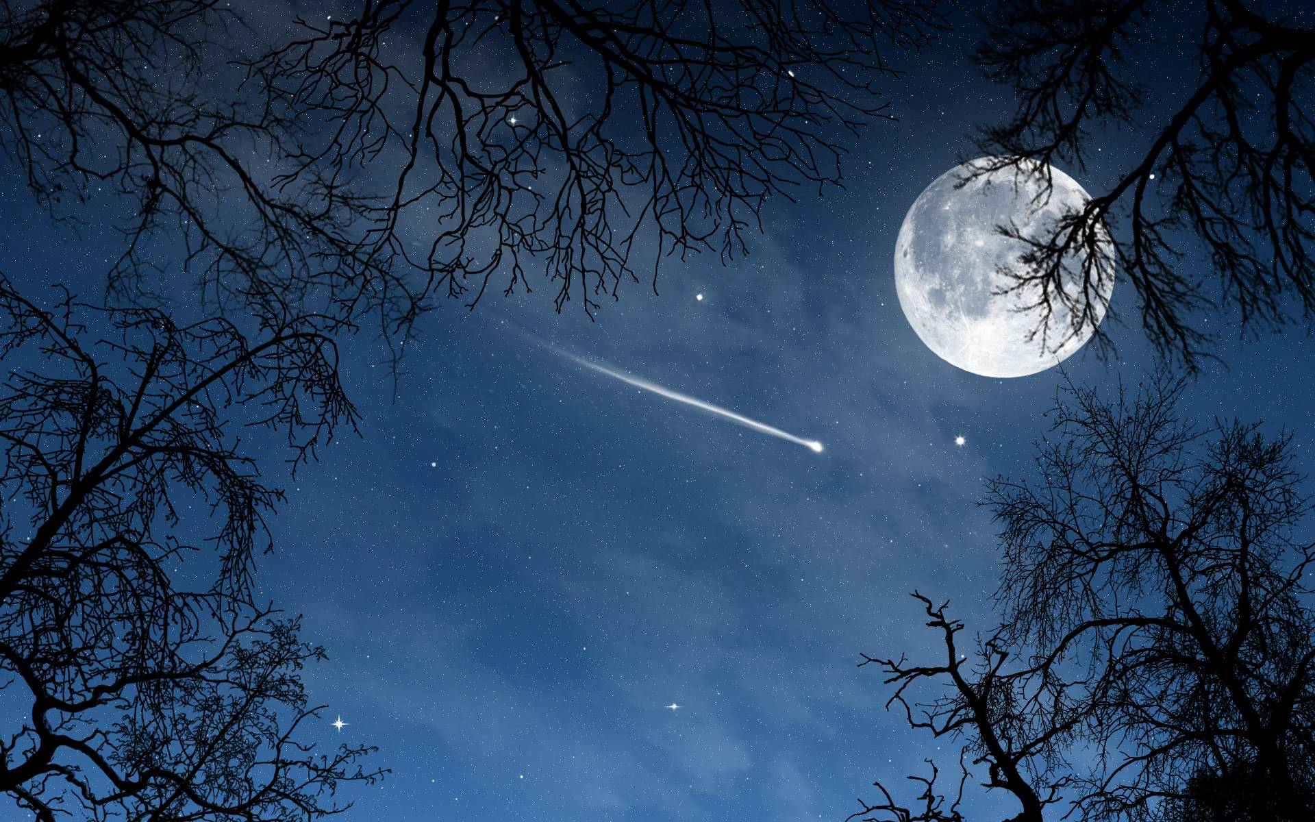 moonshooting star