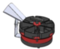 Schutzhaube Tornos M4 Tornos T4