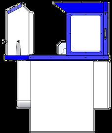 Schutzhaube Tornos M7