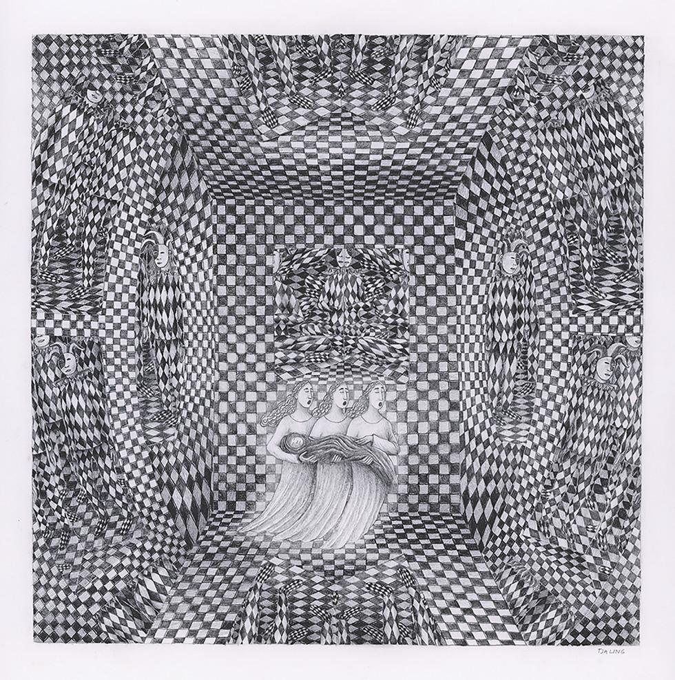 Vinyl Cover Project for Illustratie Biënnale Haarlem (2018)