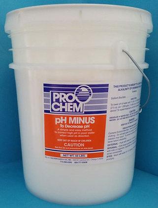 pH Minus - Sodium Bisulfate (Dry Acid)