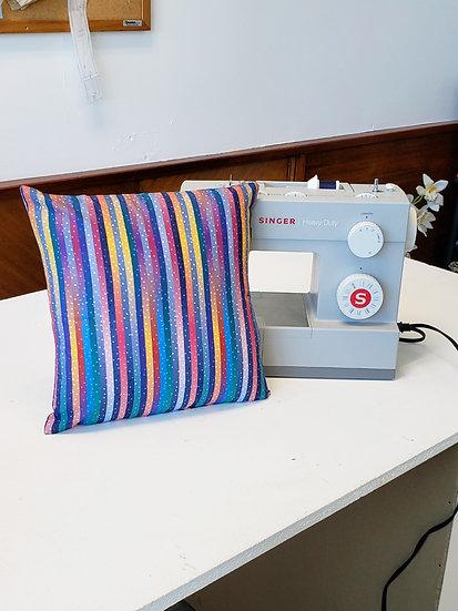Sewing Machine Crash Course & Envelope Pillowcase