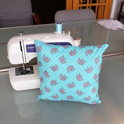 Sewing Machine Crash Course (Envelope Pillow Case)