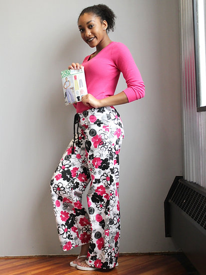 Pajama Pants // Begins April 6th // 3 weeks // Tuesdays 530pm-830pm