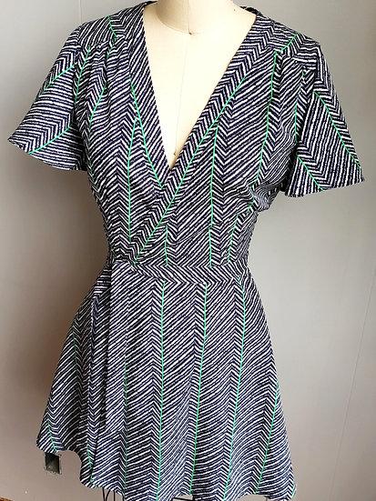 Wrap Dress // Begins April 8th // 3 weeks // Thursdays 530pm-830pm