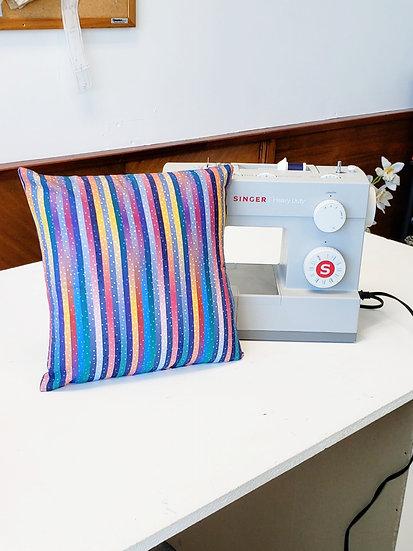Sewing Machine Crash Course // Envelope Pillowcase // Multiple Dates Available