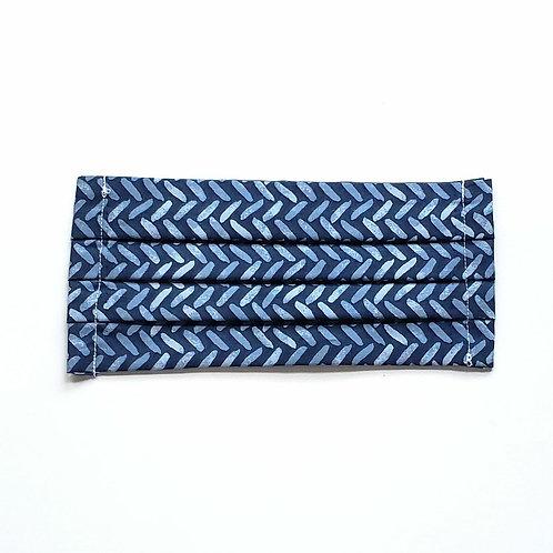 Multi-blue w/ Grey