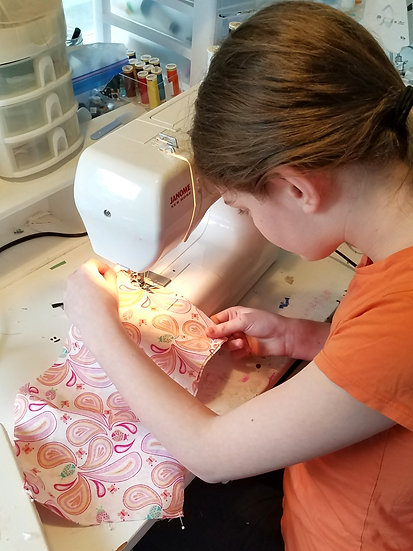 Sewing Machine Crash Course (Machine Only/ No project)