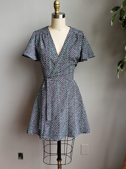 Wrap Dress // Begins April 5th // 3 weeks // Mondays 11am-2pm
