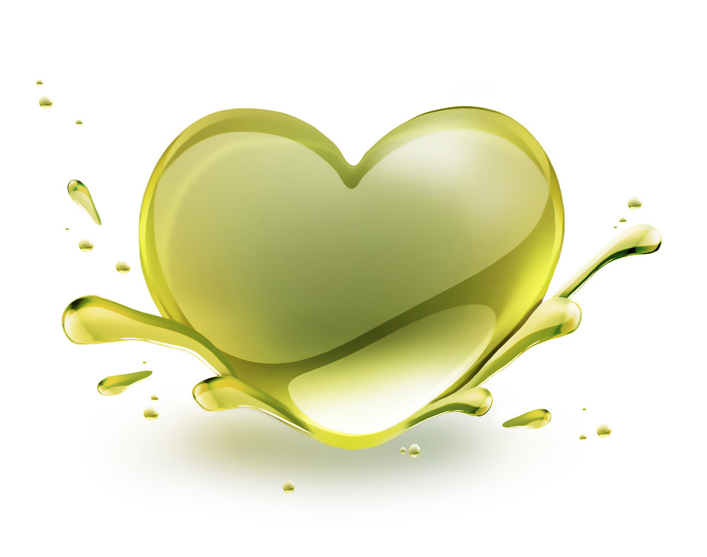 Olive oil and healthy heart pic