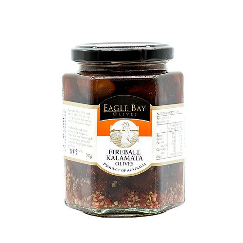 Fireball Kalamata Olives 300g