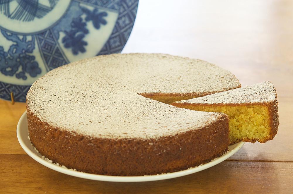 Pic of Ciambellone cake