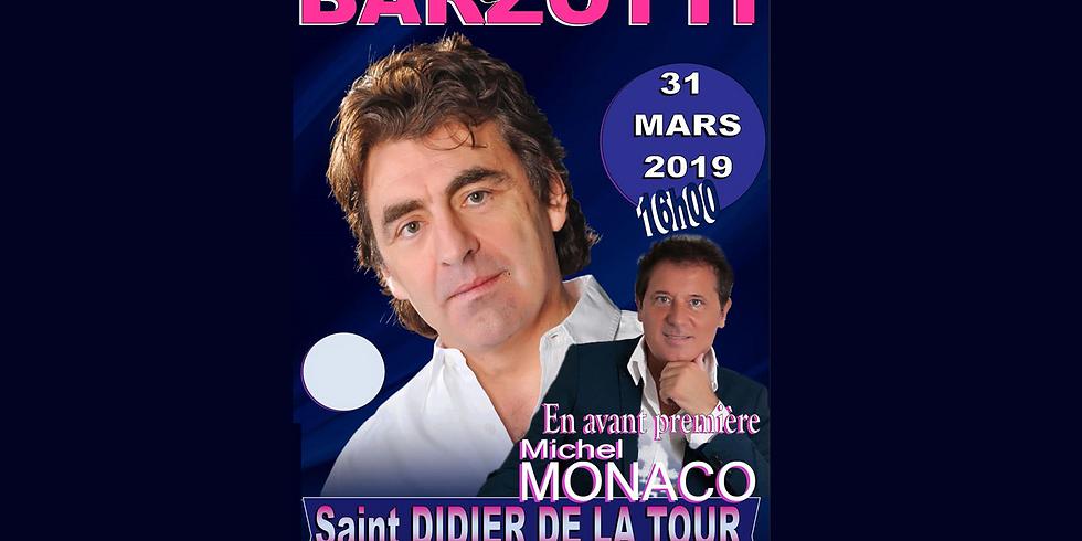 Concert de Claude Barzotti