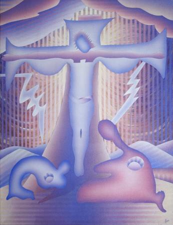 Crucifixión 3.1982
