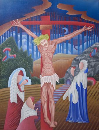Crucifixion 2. 1982