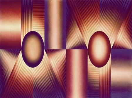 Ovalos. 1981