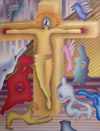 Crucifixion 1. 1982