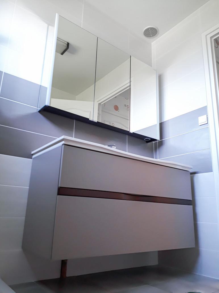 Rénovation salle de bain - JME