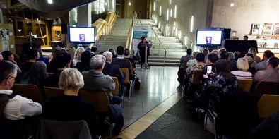 9th Annual Rare Disease Day event, Scottish Parliament