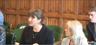 Fiona Murphy, Director NHS National Services Division, House of Commons Science Technology Committee Inquiry Genomics