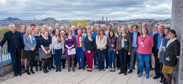 Scottish Genomes Partnership team 2017