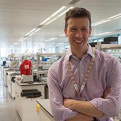 Professor Tim Aitman (Director of CGEM, University of Edinburgh) is leading the SGPMotor Neurone Disease research project