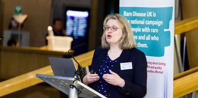 Zosia Miedzybrodzka, Scottish Genomes Partnership