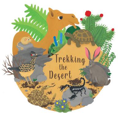 Trekking the Desert