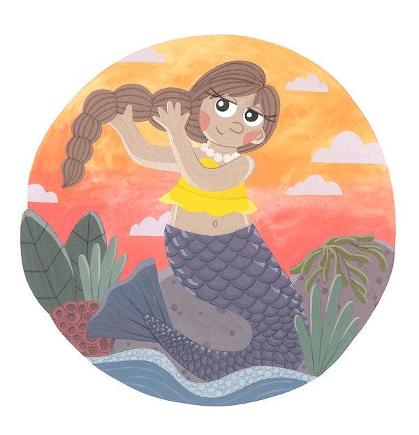 Sunset Mermaid.jpg