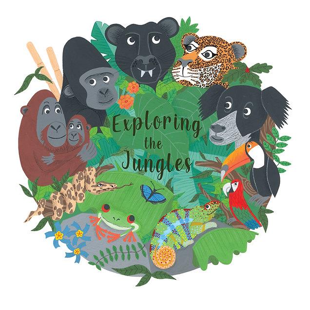 Bethany Drake_Exploring the Jungles_imag