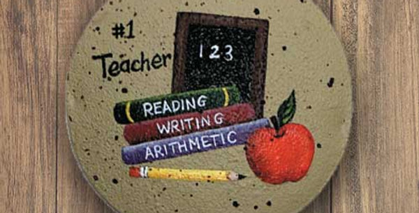 #1 Teacher - OR-519