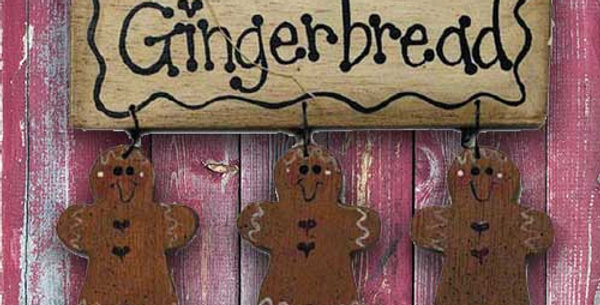 Gingerbread - WD1080