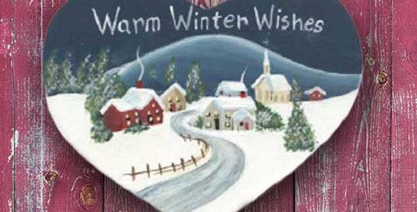 Warm Winter Wishes - WD1285