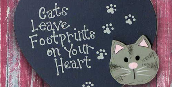 Cat Footprints - WD1196