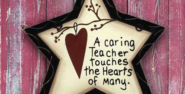 A Caring Teacher - WD820