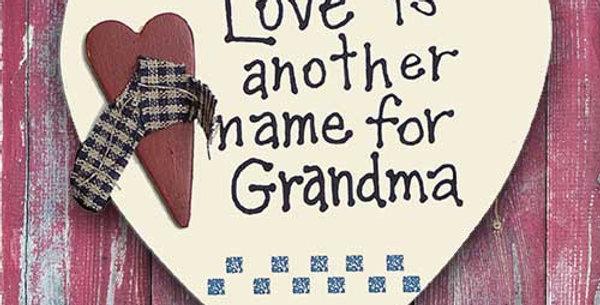 Love Grandma - WD1610