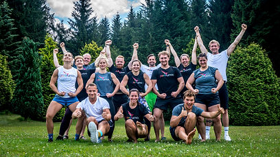 pureLETICS Trainingscamp im Sportpark Rabenberg (Erzgebirge, Sachsen)