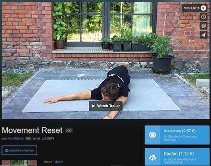 Movement Reset Vimeo Mobiliy