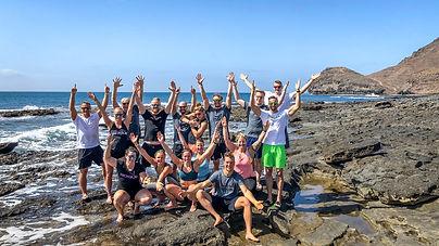 pureLETICS Trainingscamp auf Fuerteventura im Las Playitas Resort