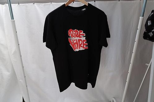 """T-shirt unisexe """"Rire Vivre"""""""
