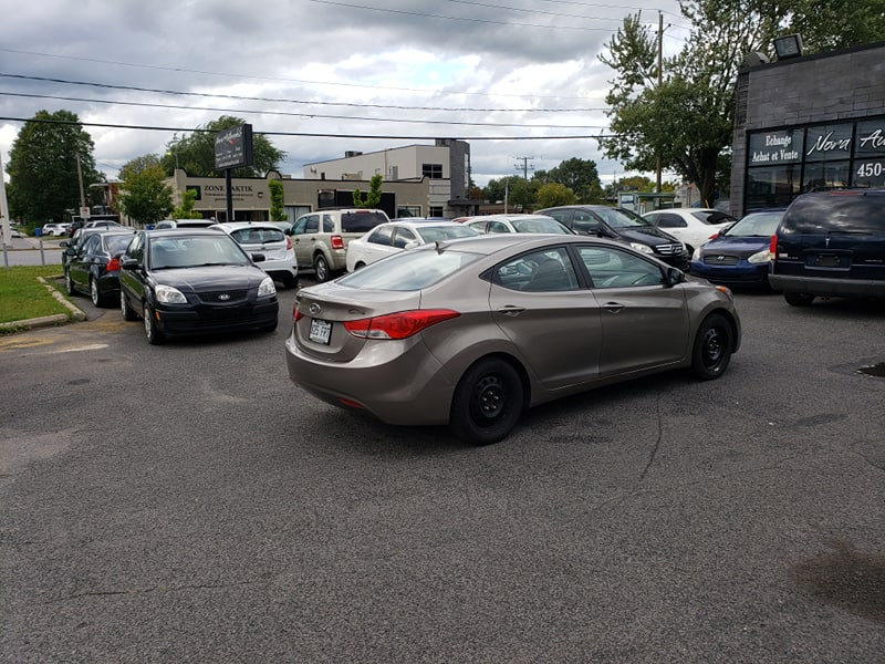 Hyundai Elantra GL 2013 Automatique  Prix: 6995$