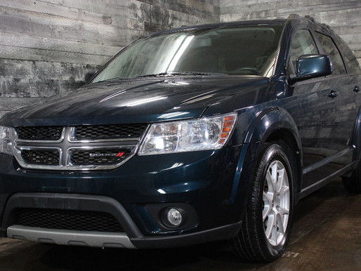 Dodge Journey V6 3.6L LIMITED AWD 2014 7 Passagers, Prix: 11 995$