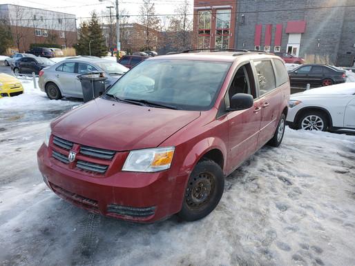 Dodge Dodge Grand Caravan SE 2008 Automatique Prix: 3995$