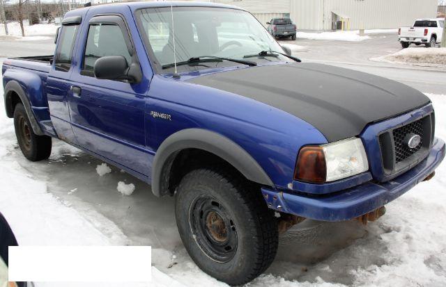Ford Ranger 2004 XL Reg Cab 3.0L V6 RWD, manuelle