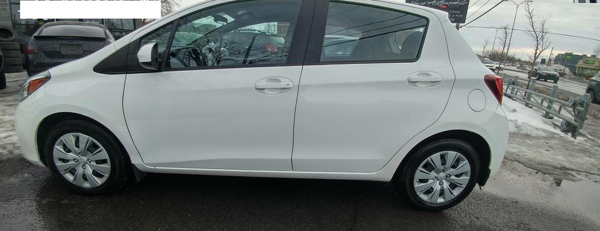 Toyota Yaris 2016 LE Manuelle à vendre à beloeil