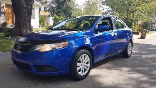 VENDU! Kia Forte LX 2012 199 000 KM Automatique, PRIX: 3995$