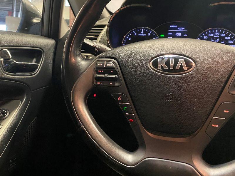 Kia Forte LX 1.8L 2014