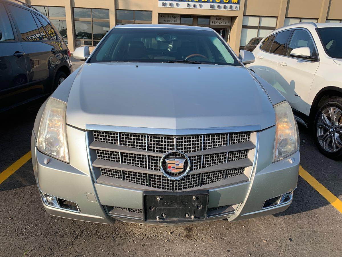 Cadillac CTS 4 AWD 3.6L 2008 Prix: 4995$